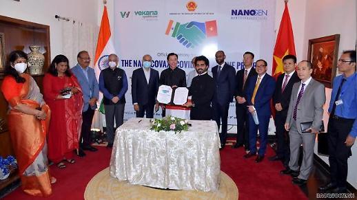 Nanogen ký hợp đồng chuyển giao công nghệ sản xuất vắc xin Nanocovax với công ty dược phẩm Ấn Độ