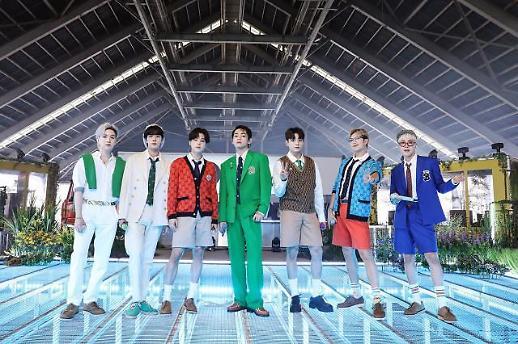 BTS - biểu tượng nhạc pop thế kỷ XXI…Doanh thu hàng năm đạt 5,7 nghìn tỷ KRW · Butter xếp hạng nhất Billboard Hot 100 11 tuần liên tiếp
