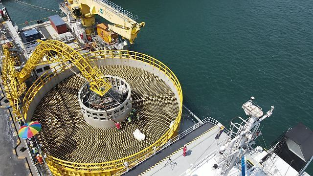 LS Cable secures S. Koreas largest submarine cable laying vessel