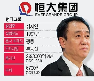 [중국기업]백기사 등장에… 헝다 이틀새 시총 6조 불었다
