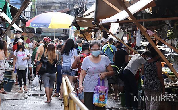 [NNA] 필리핀 2분기 GDP 11.8% 증가, 플러스 전환 성공