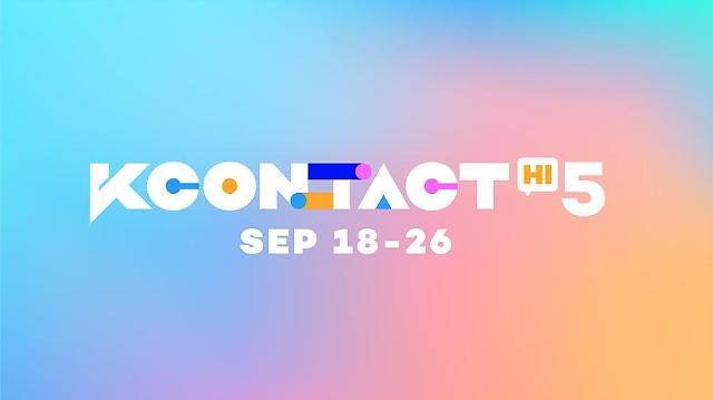 K-pop event KCON to go online to meet global fans