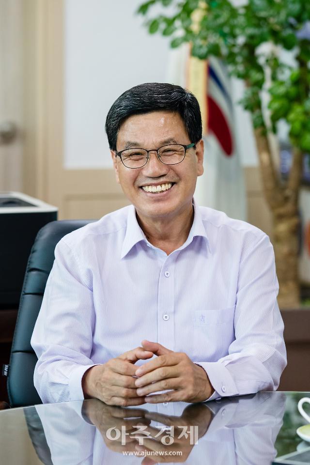 김돈곤 청양군수 2021 대한민국 자치발전 대상 수상