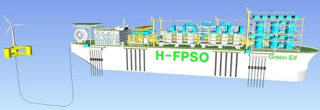 Consortium launched in S. Korea to develop floating offshore hydrogen production plant
