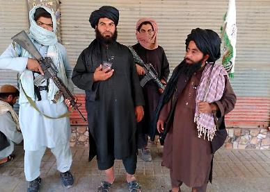 아프간, 탈레반의 나라 되나…피란민도 쏟아져
