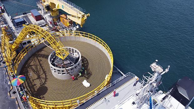 [NNA] LS전선, 대형 해저 케이블 포설선 도입