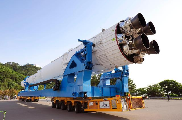 [FOCUS] Nervous optimism about launch of S. Koreas first home-grown space rocket in October