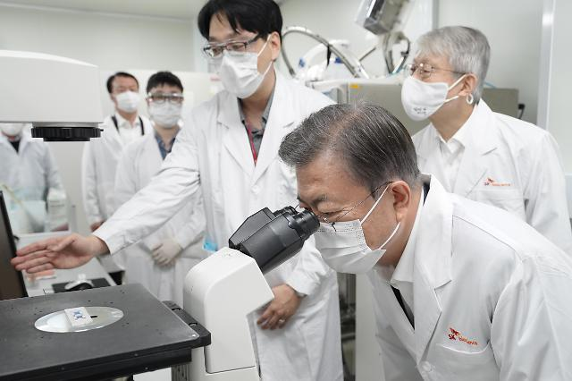 """韩国""""本土一号""""疫苗三期临床试验遇难关 试验志愿者仅93名"""
