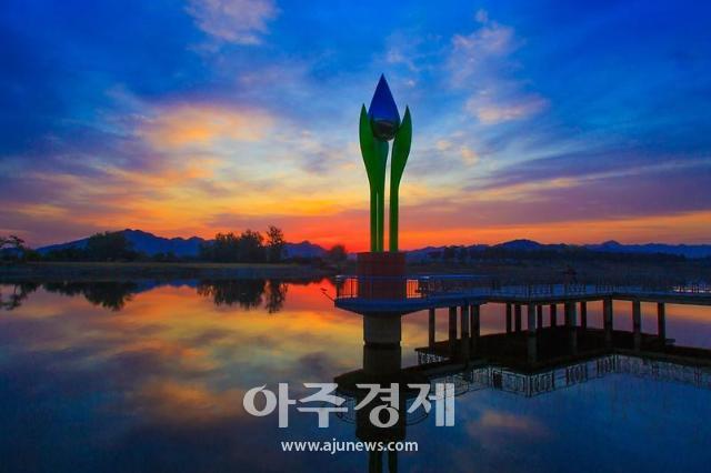자연자원이 풍부한 옌타이시 모평구