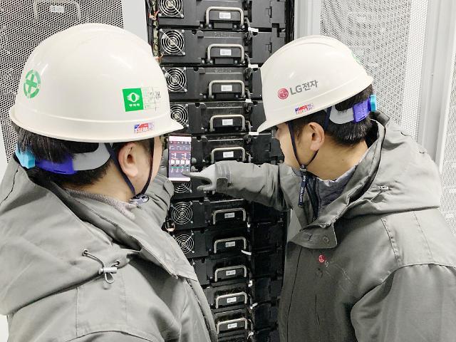 재생에너지·전력 수요 증가로 ESS 관심↑...대기업 '각축전'