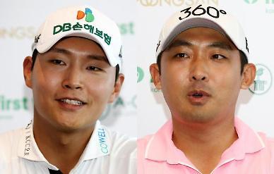 늪 같은 3번 홀…탈출한 서요섭·박준원, 발목 잡힌 김주형