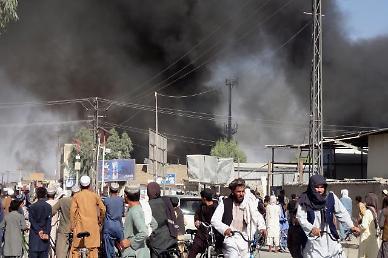 탈레반, 수도 카불 장악 코앞... 아프간 정부 평화 협상 진행