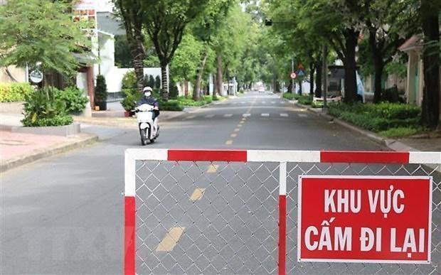 [NNA] 베트남, 총리 16호 지시 규제 1개월 연장… 호치민시, 내달 수습 목표로
