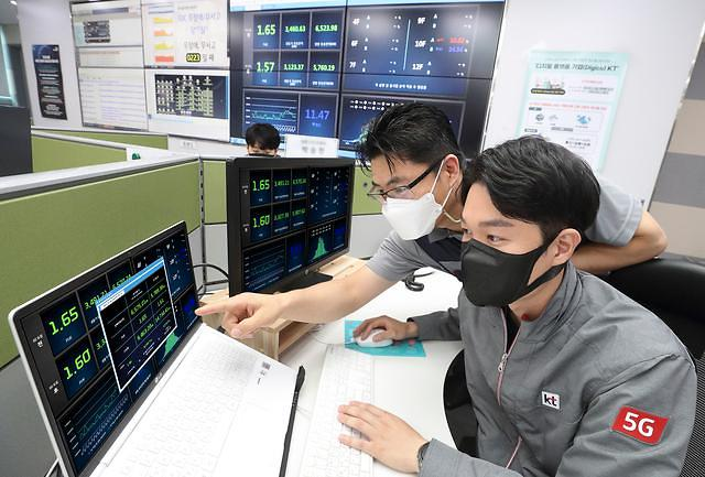 KT data centers adopt AI-based management solution to save electricity