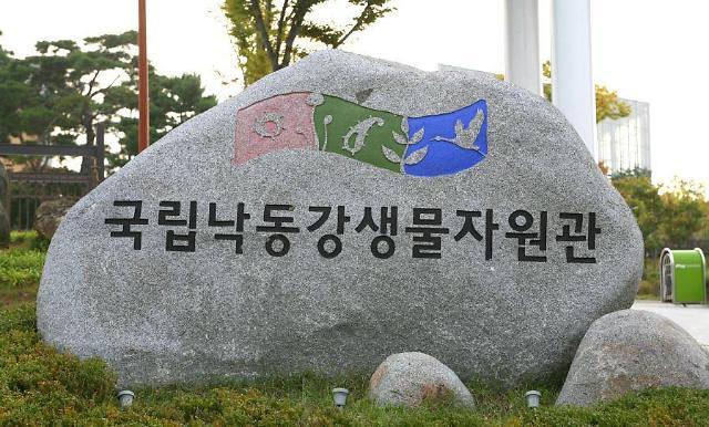 """국립낙동강생물자원관, """"담수생물 정보를 한눈에…"""""""