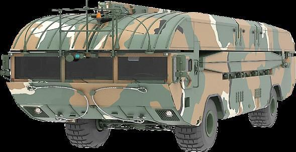 Hanwha Defense selected for military project to modernize bridging equipment