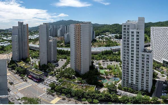 调查:仅半数韩国人认为居住环境稳定