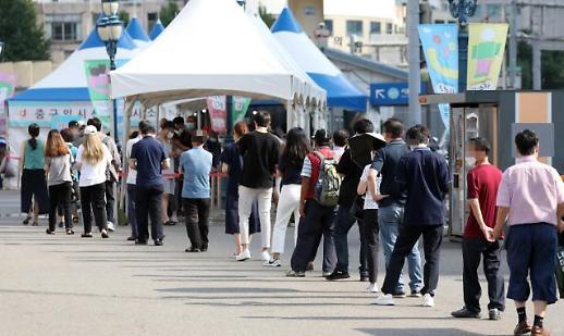 韩国新增1805例新冠确诊病例 累计228657例
