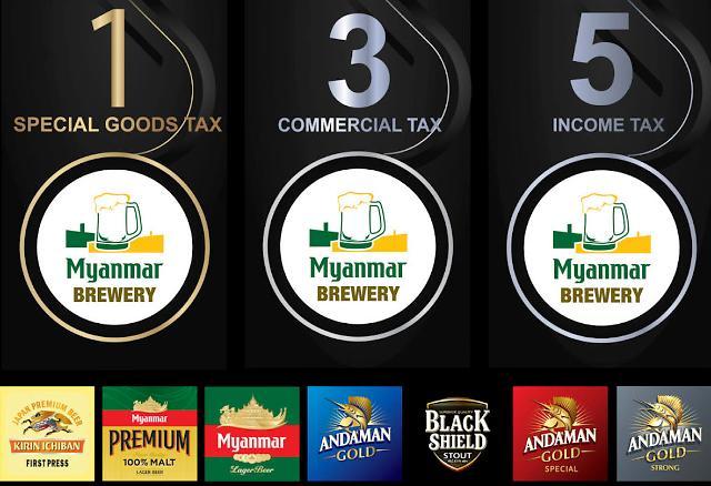[NNA] 日 맥주 기린홀딩스 사장, 미얀마 사업 유지 방침 밝혀