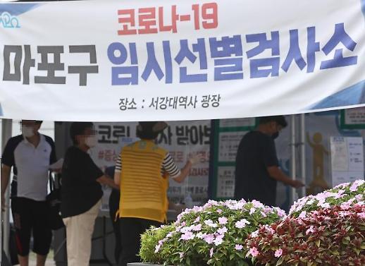 韩国新增2152例新冠确诊病例 累计230808例