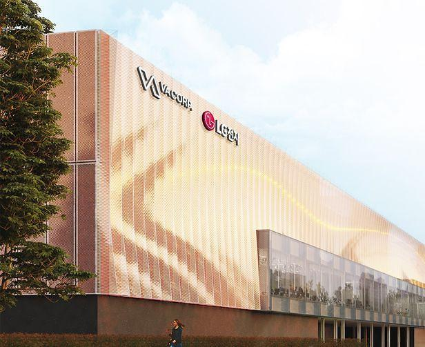 VA Corporation teams up with LG Electronics to develop virtual reality content