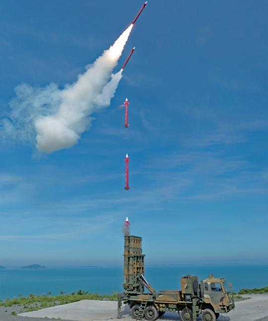 Second-tier interceptor capable of blocking ballistic missiles ready for mass production