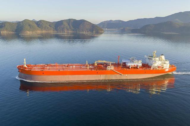 DNV certifies basic design of Samsung shipyards ammonia ready crude carrier