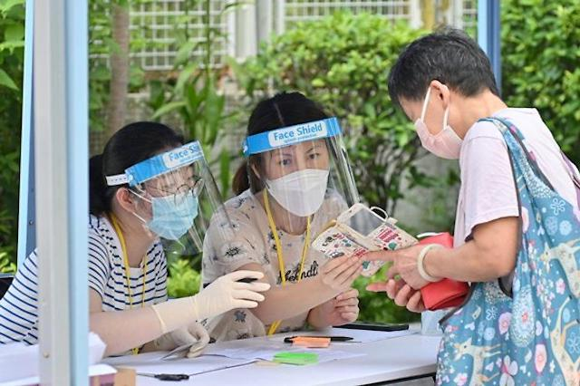 [NNA] 홍콩, PCR검사 강화… 코로나 출입국 규제로