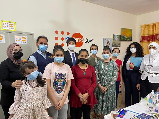 코이카, 이라크 전쟁 피해 여성 치료·재활 사업 추진키로