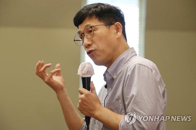 """진중권 """"황교익, 이낙연 아닌 이재명 정치생명 끊는 듯"""""""