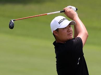임성재, PGA 플레이오프 2R 17위로 '껑충'...욘 람 선두