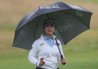 AIG 위민스 오픈 우승 가능성 열어둔 김세영