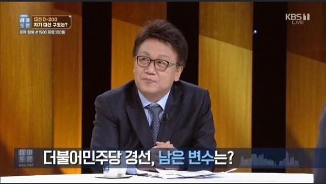 """민병두 """"내년 대선도 양자대결, 제3지대 작동 않을 것…'중도' 잡아야 이겨"""""""