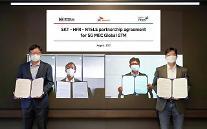 SKT、HFR・NTELSと業務協約…グローバル「5G MEC」先取り