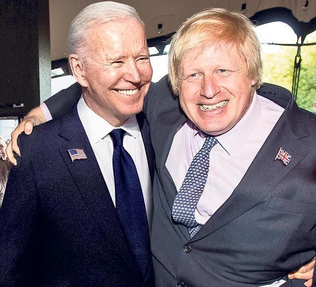 G7 정상회의 24일 개최...미국-영국, 탈레반 제재 분위기 조성하나?