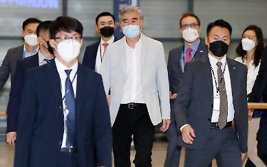 이인영 장관·성김 대표, 24일 한반도 비핵화 고위급 협의