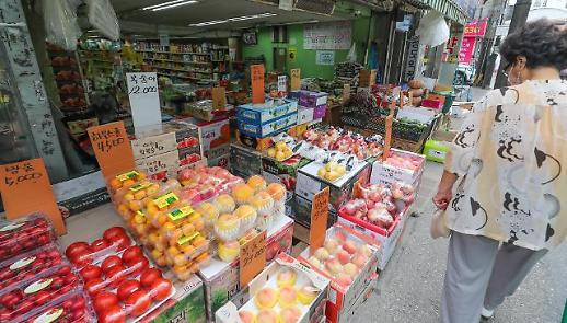 韩国消费信心连续两月萎缩 低收入家庭生活费负担加重