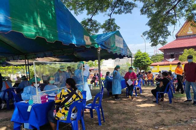[NNA] 태국 신규감염자 1.7만명으로 감소, 사망자는 242명(23일)