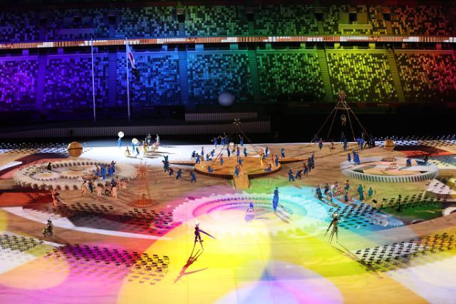 [패럴림픽] 2020 도쿄 패럴림픽 개회…개막식엔 탈레반 장악 아프가니스탄 추가