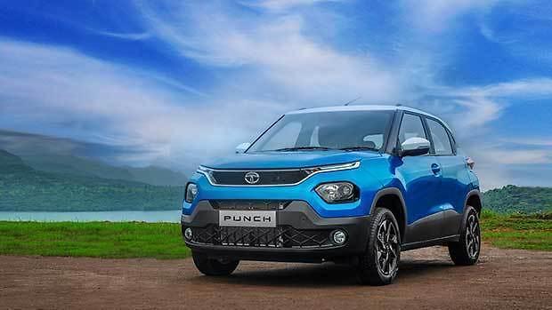 [NNA] 印 타타車, 소형SUV '펀치' 발표