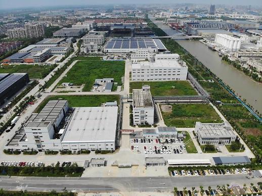 浦项化学在华投建3万吨规模动力电池材料厂