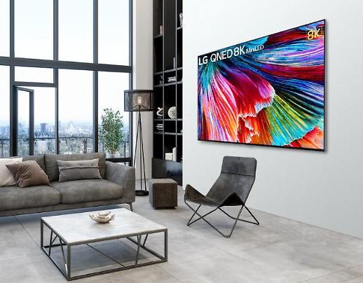 三星LG齐发力 今年全球Mini LED电视机出货量将达去年10倍