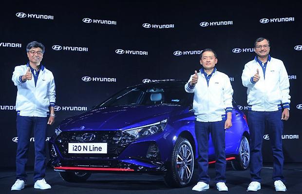 [NNA] 현대車, 印에 스포츠사양 'N라인' 첫 모델 출시