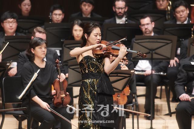 윤이상국제음악콩쿠르 바이올린 부문, 본선진출자 확정