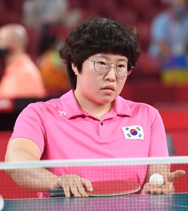 女 탁구 간판 이미규, 도쿄패럴림픽 한국 선수단 첫 메달