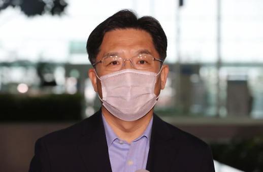对朝代表鲁圭悳赴美磋商重启韩半岛和平进程事宜
