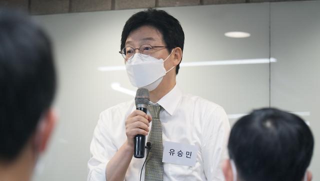 """유승민 """"尹 만난 정홍원, '역선택 방지' 넣는단 얘기 파다"""""""