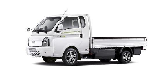 """小型卡车加入""""电车时代"""" 现代起亚销量突破3万辆"""