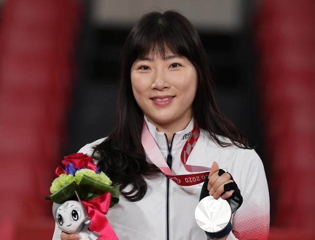 徐秀妍摘得东京残奥会女子乒乓球单打银牌