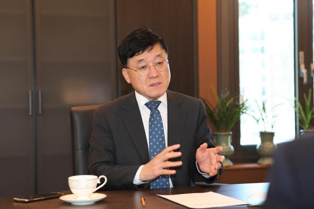 [2021 친환경차 리포트 ①] 정만기 KAMA 회장 한국 전기·수소차 기술 세계 최고, 뒷받침할 여건 조성 시급